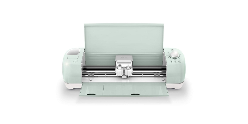 Cricut-Explore-Air-2-Mint-Open