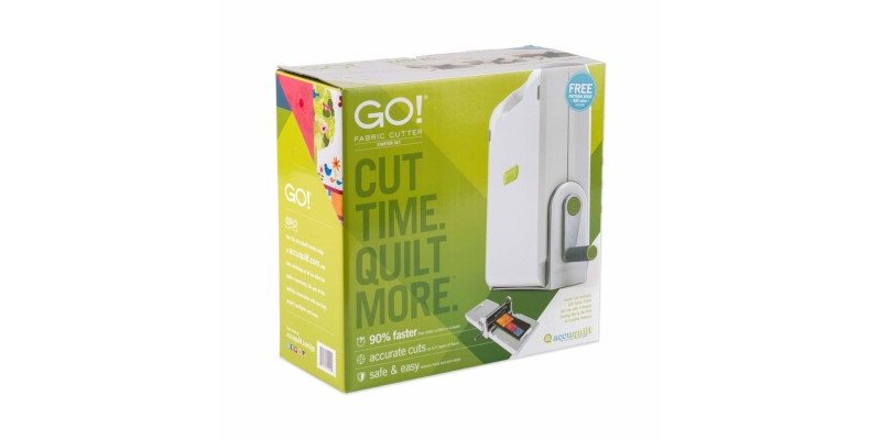 AccuQuilt GO Fabric Cutter2