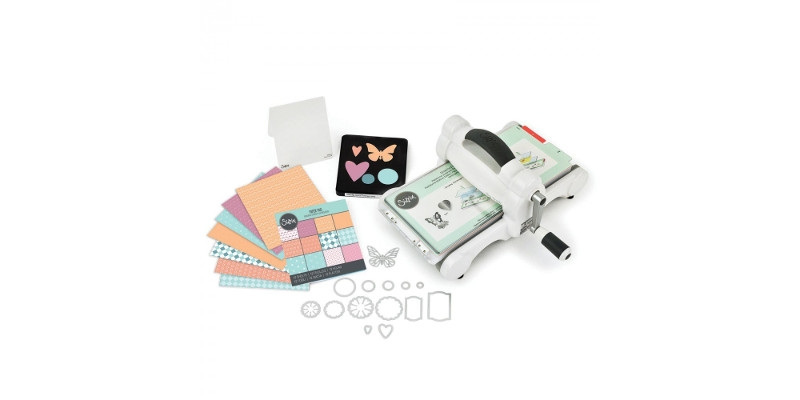 Sizzix Big Shot Review 1