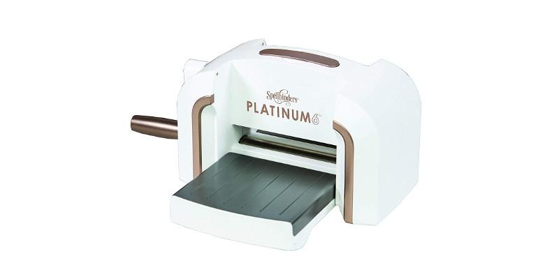 Spellbinders Platinum 1