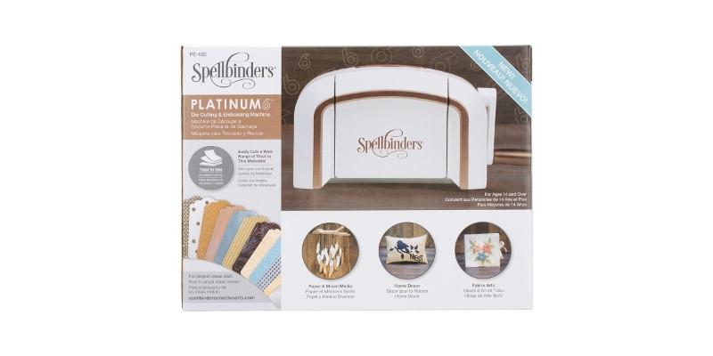 Spellbinders Platinum 2