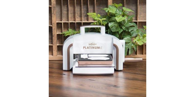 Spellbinders Platinum 4